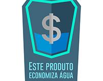 Selo de economia de Água