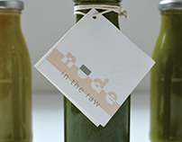 Nude juices - Branding / Visual Identity