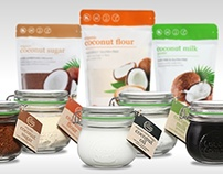 The Coconut Company - Essentials Packaging