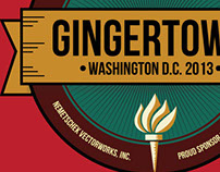 2013 Gingertown swag apparel | Washington D.C.