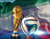 IRAN - World Cup 2014 - parallax