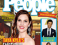 Project 3: People Magazine Cover