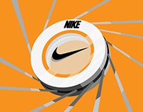 Nike End Tag Exploration / Animation