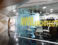 Maggie Mullan Architect Logo Development
