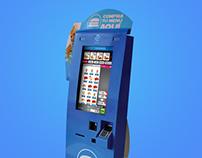 Petrobras; Kiosco Touchscreen Autoservicio