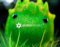 FREE PROYECT OCTANE RENDER Oscar creativo