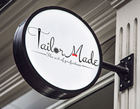 TailorMade Logo Mockup