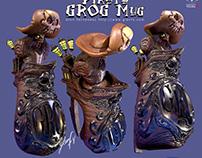 Pirate Grog Mug