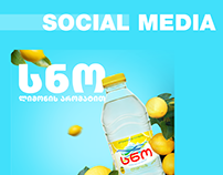 Water Sno Social Media Banners