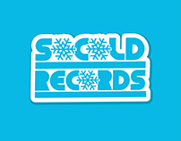 "Logo Branding for Allan Kingdom ""So Cold Records"" V2"