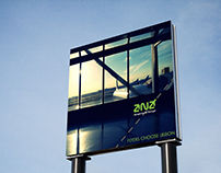 Publicidade Aeroporto Lisboa // Lisbon Airport advert