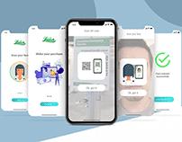 Le Tach Vending machine app
