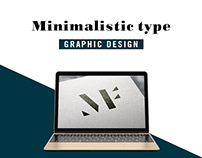 Minimalistic Type