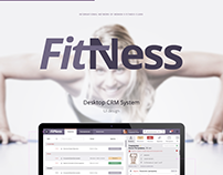 FitNess / CRM