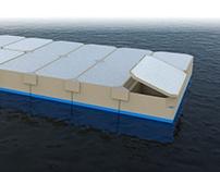 Solar Boat Dock