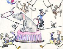 Cirque du Sourire - Happy Circus Art