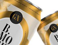 Beer Can- Mockup