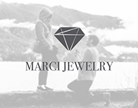 Marci Jewelry Branding/Web Design