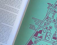 editorial illustration & animation for forum magazine
