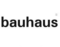 Bauhaus | Infografía