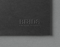 Brads Logotype, ID & Website