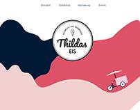 Website Thildas Eis