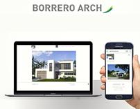 Landing Borrero Arch