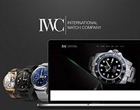 Web Design | International Watch Company