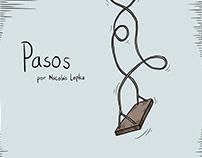 COMPLETA: Pasos de Nicolás Lepka