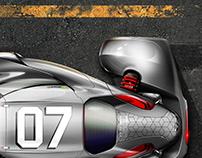 BVG SpeedPod 300-6