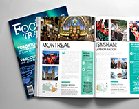 Revista Focus Travel
