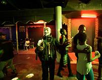 Nightlife. Hellbangers, Botswana's Underground Metal