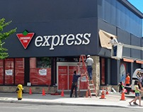 Canadian Tire Express