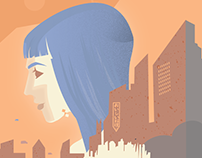 Blade Runner 2049 Poster Set