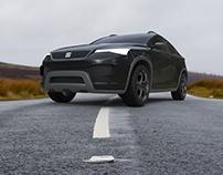 SEAT Concept Car - RX Coupé
