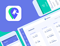 JusDirect - Mobile App & Dashboard web