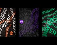 Universidade OLX | Concept Poster Collection
