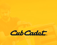 Cub Cadet - outdoor power equipment
