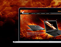 Taiwan Aorus Official Site