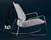 IKEA F L E X Armchair