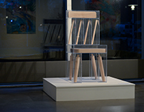Exploded Chair -- Joyce Lin