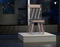 Exploded Chair -- Joyce Lin