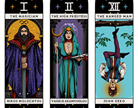 Goodbie Skateboards: Tarot Series