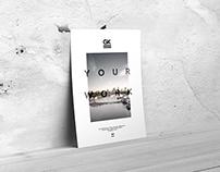 A4 / A5 / Flyer / Poster Mockup