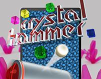 Crystal Hammer - Game Design