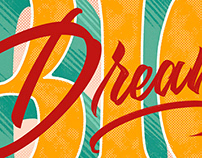 Hand Lettering Posters / Vol. 1