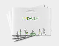 Corporate brochure 4Daily