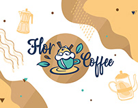 Flor Coffee - The Funky Coffee Shop