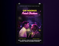 Cup Noodles & Fried Chicken - Film poster