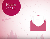 Natale con LG